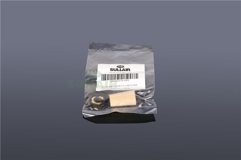 寿力空压机—控制管路过滤器维修报包(过滤组件)